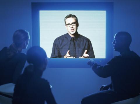 AuraLink – Business Class Video Conference