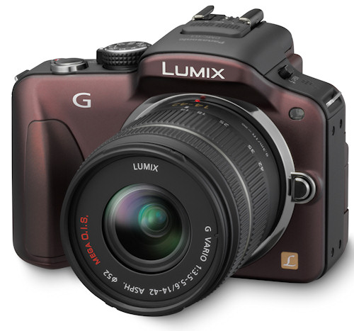 Panasonic Lumix G3 – Digital Camera Review