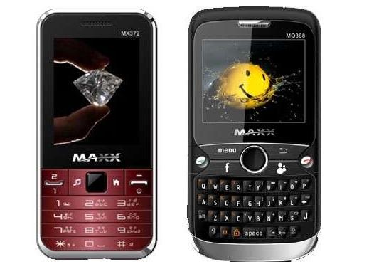 MAXX MQ368 Mobile Phone Review