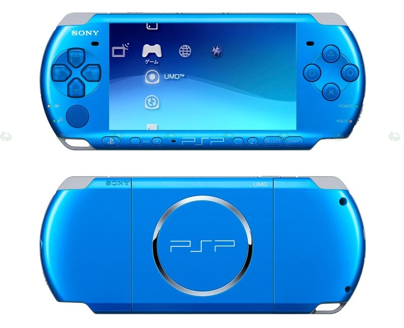 PSP 3000 – Game Console Review