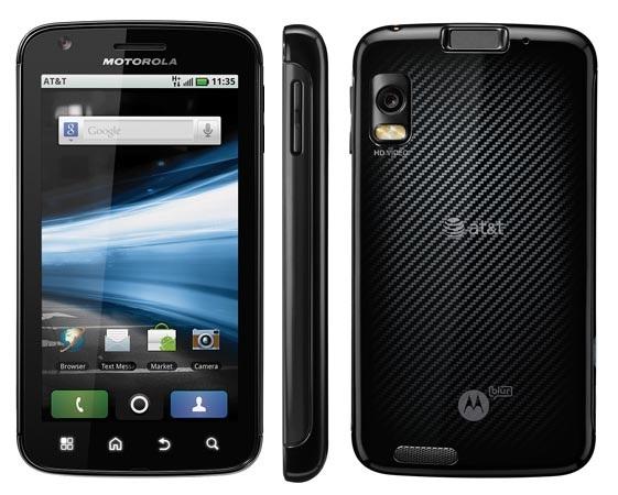 Motorola Atrix 4G – Android Phone Review