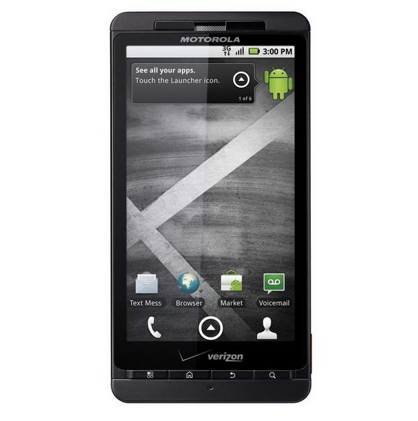 Motorola Announces Droid 3