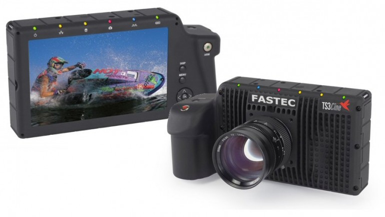 Fastec TS3 Cine Digital Camera Review