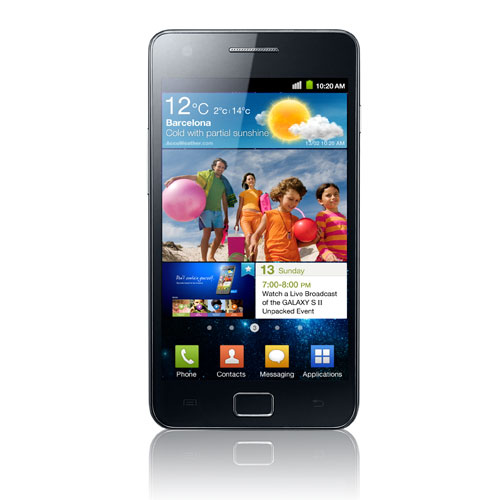 Samsung Galaxy S2's Winning Features