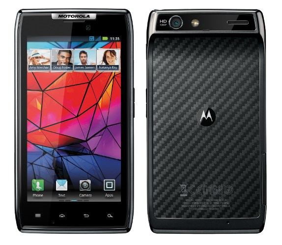 Motorola RAZR Review – Phone for MOTO Lovers
