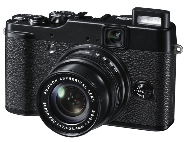Fujifilm's New X10 Digital Camera Review