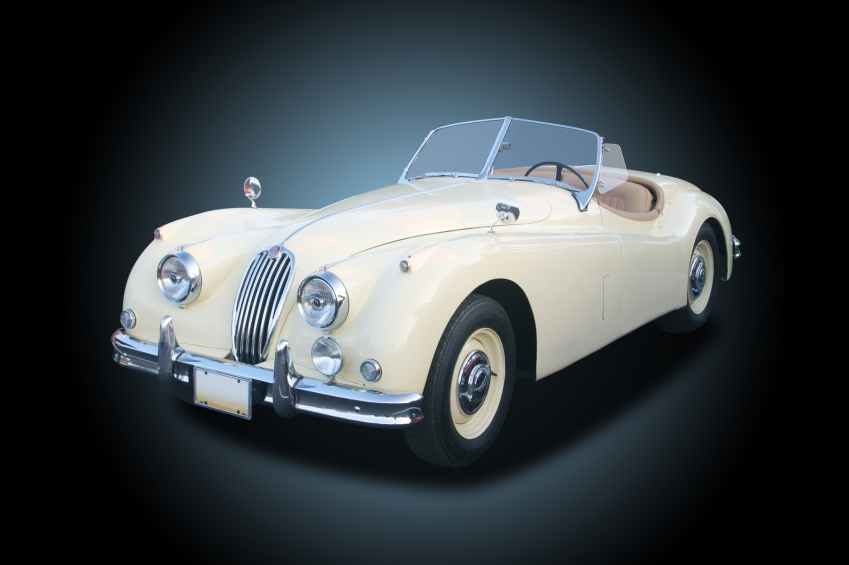Top 10 Greatest Classic Cars