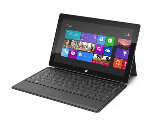 Microsoft Surface: Will the upcoming tablet be as successful?