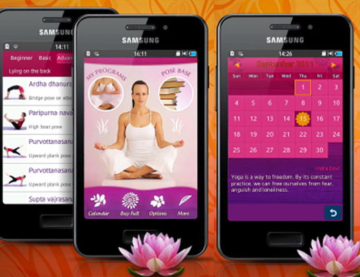 Learn Yoga from Scratch Using the Yoga Free App