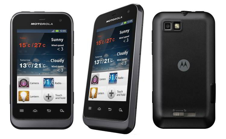 Motorola Defy Mini – Review and Specification