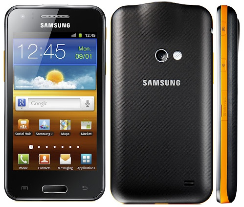 First Look Review : Samsung Galaxy Beam