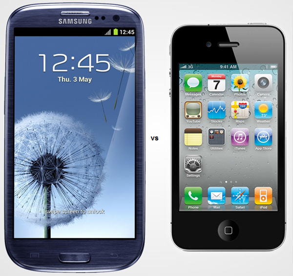Will iPhone 5 win Over Galaxy S3?