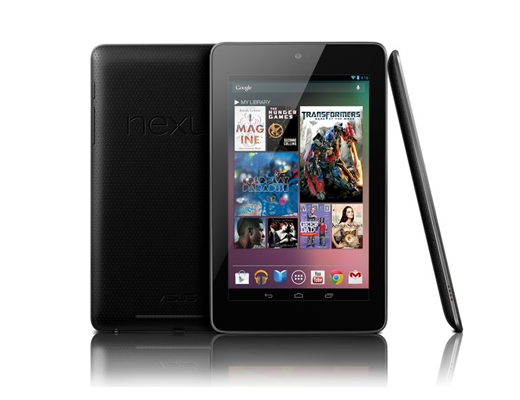 Google Nexus 7 – Review of Google Tablet