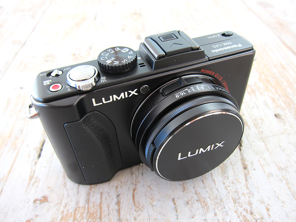 Panasonic Lumix DMC LX5 – Give Your Images A Professional Feel
