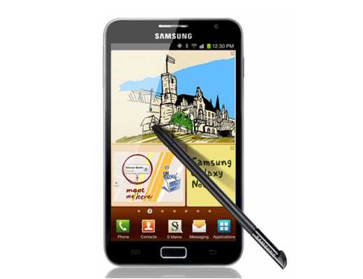 Samsung Galaxy Note 800 : First Look
