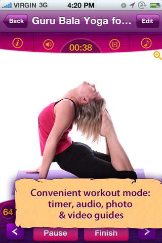 All-in YOGA: 300 Poses & Yoga Classes   Your Personal Master