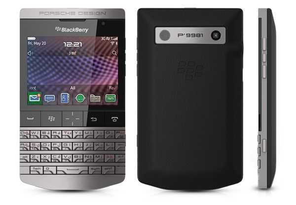 BlackBerry Porsche P'9981 Review