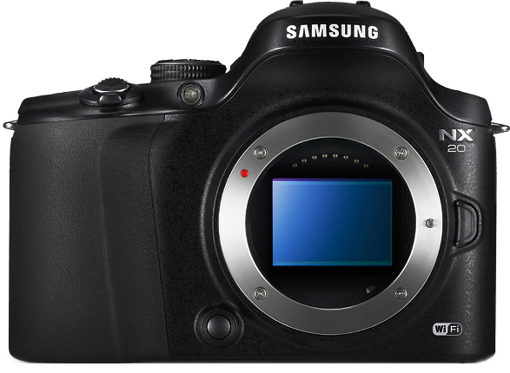 Samsung NX20 – Digital Camera Review