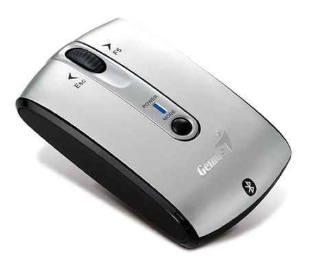 Genius Reveals Traveler 9010LS Wireless laser Mouse-Review