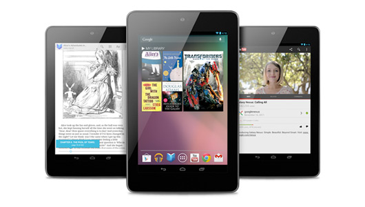 Google Nexus 7 3G Version – Review