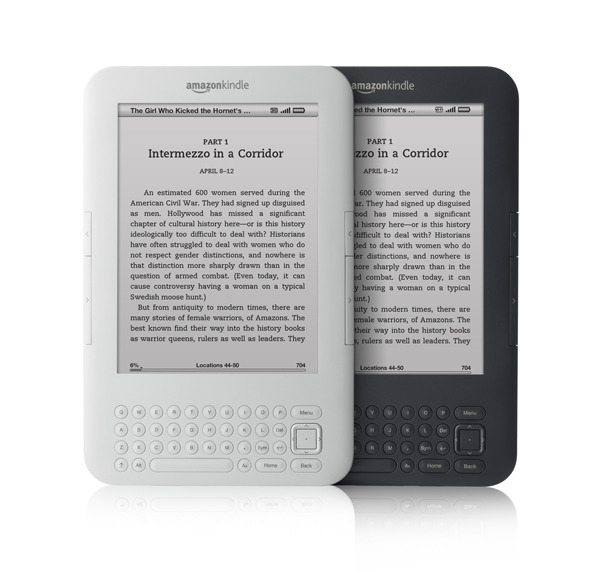 Amazon- Kindle Events Review