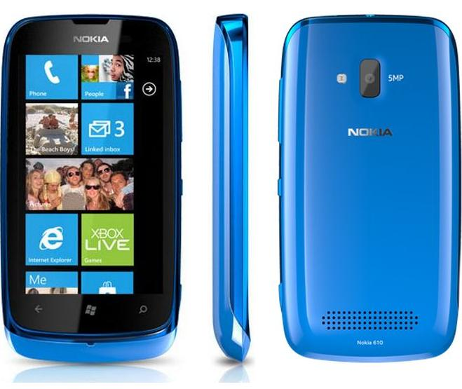 Review of Nokia Lumia 610