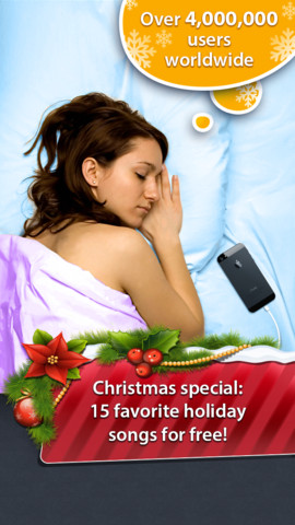 Wake Up To The Tunes Of Smart Alarm Clock: Christmas songs