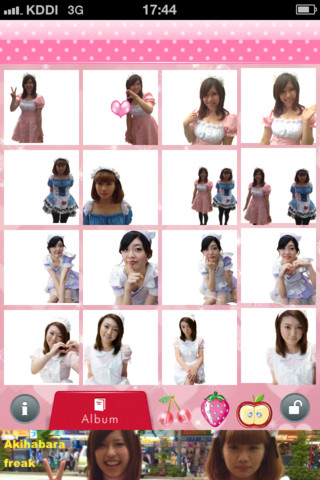 Maid de Camera App – Snap it in kawaii and Akihabara culture