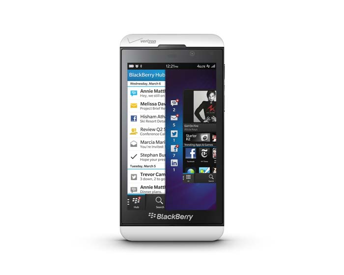 Review of BlackBerry Z10