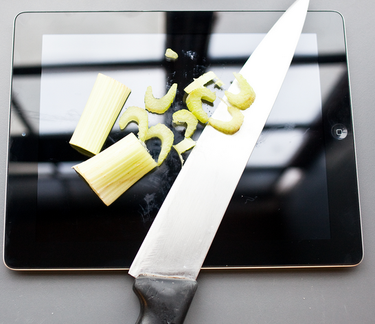 Creative Uses of Your Outdated iPad