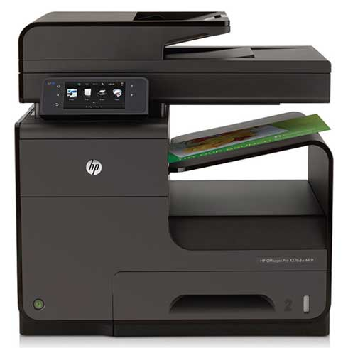 Review of HP Officejet Pro X576dw