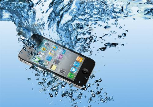 How to Rescue your Wet Gadget