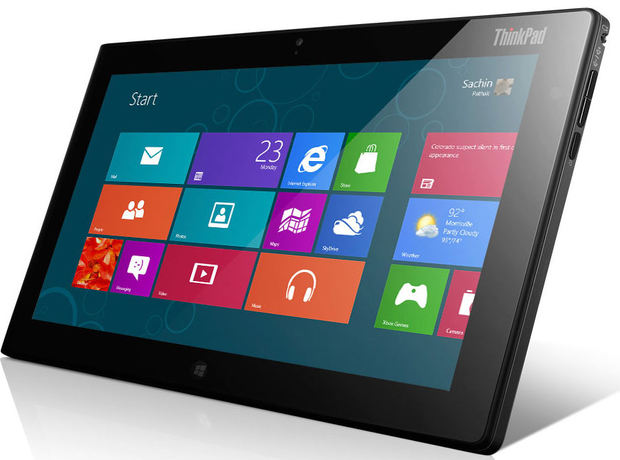 Lenovo ThinkPad Tablet 2 : Review