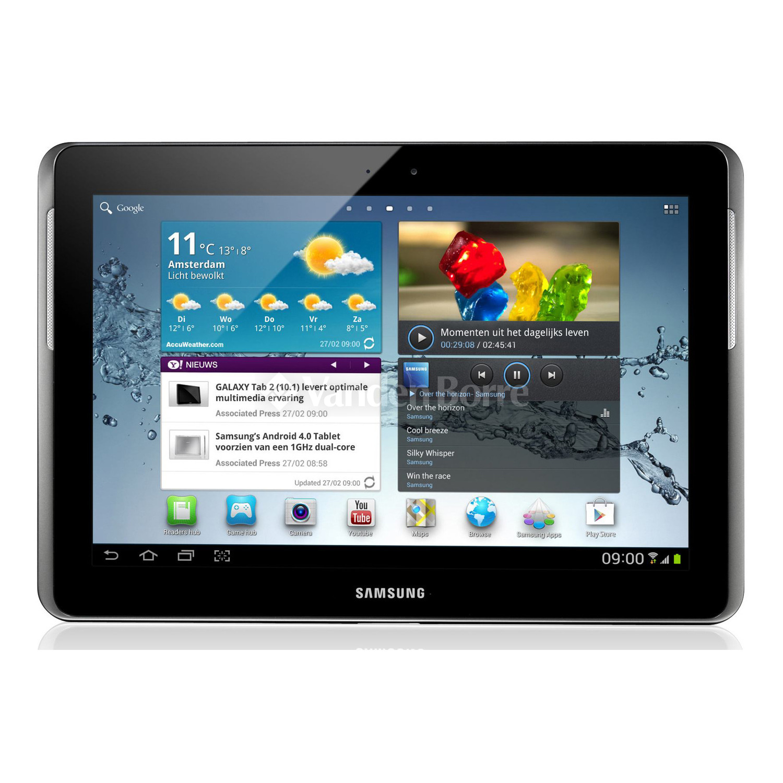Samsung Galaxy Tab 2 10.1 Review