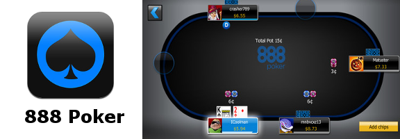 The 888poker iPad App: Mobile Gaming at its Best