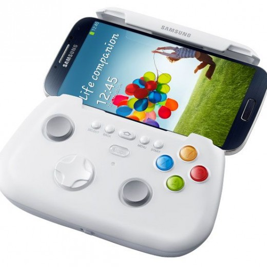 Samsung will compete with Game Consoles using Game Pad Accessory