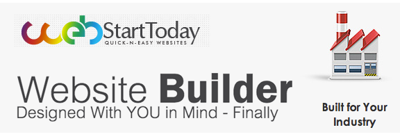 WebStartToday : Create Your Website in Easy Way