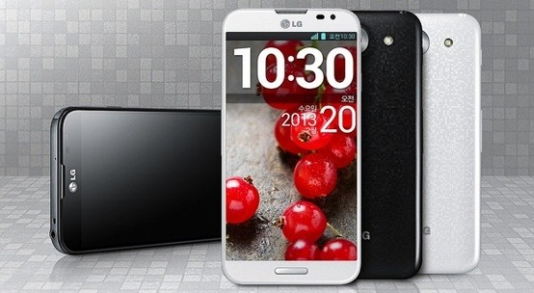 LG Optimus G Pro – Review