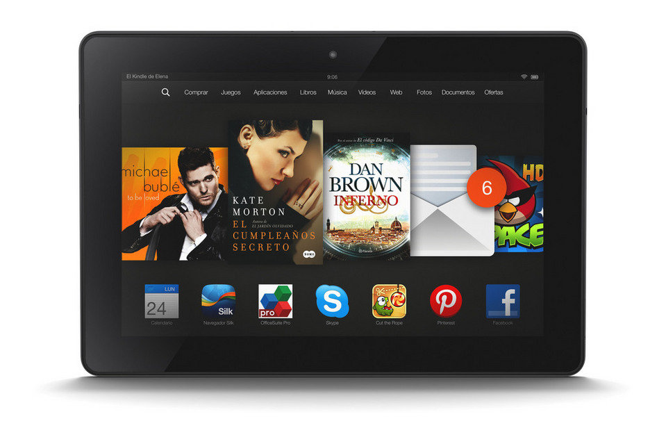 Amazon Kindle Fire HDX – Review