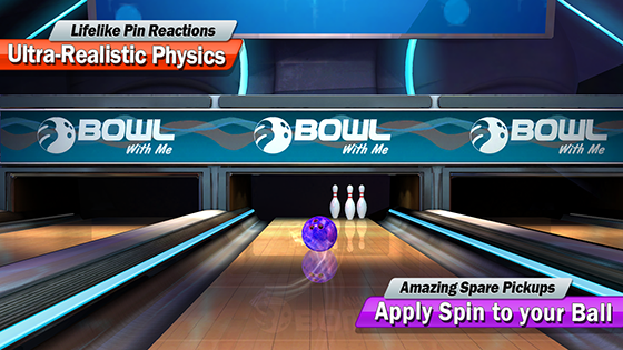 Bowl With Me – Game For Bowling Lovers !