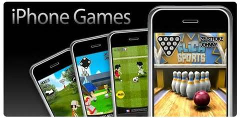 Some Unique game Apps For iPhone Users
