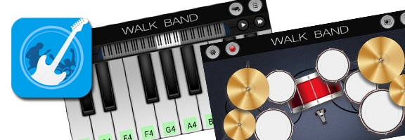 Walk Band-Let's Create Music On-Road