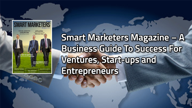 Start your Successful Business Journey with Smart Marketers Magazine