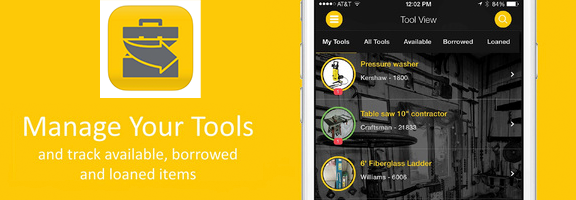 ShareMyToolbox : Creative Solutions for your Needs