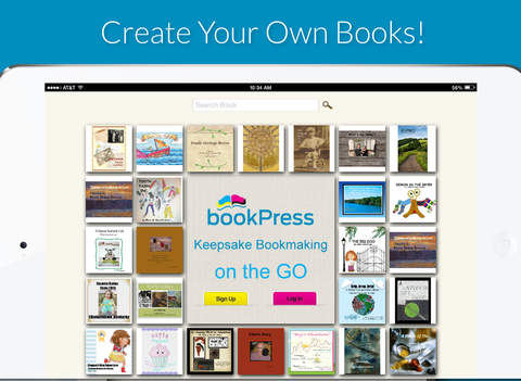 bookPress – Are you a writing enthusiast?