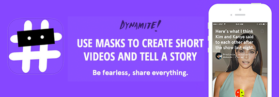 Record and Share your Stories Anonymously With Dynamite