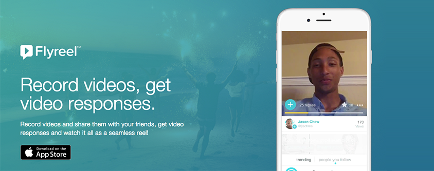 Flyreel – Hassle Free Video Sharing App