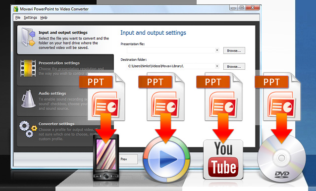 Movavi PowerPoint to Video Converter Review
