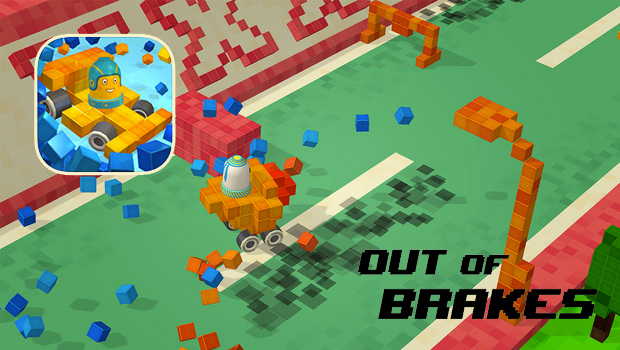 Out of Brakes: Arcade Racing App Review