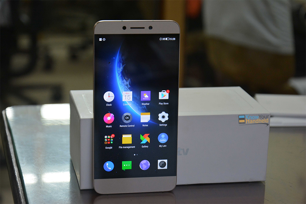 The Word Premium Takes On A New Meaning With The LeEco (LeTv)Le 1s